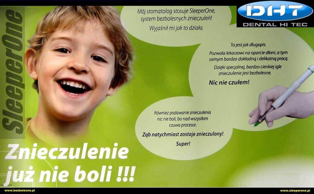 stomatologia dziecięca centrum dentex