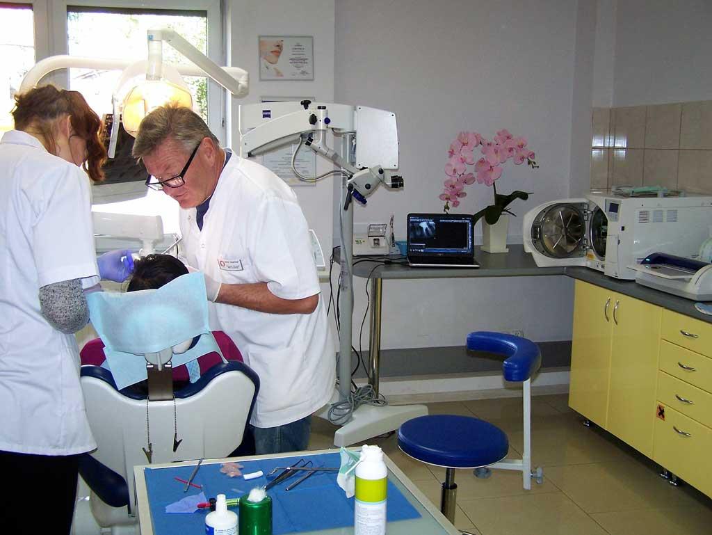 lekarz stomatolog gubin