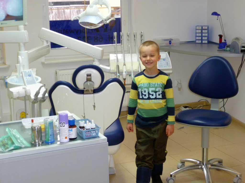 stomatologia dziecięca zielona góra